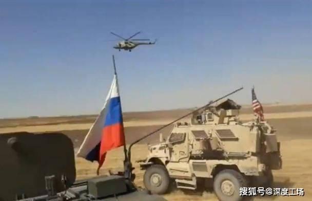 大批美国沙特军队急援叙利亚:一旦开火驻叙俄军撑不过24小时