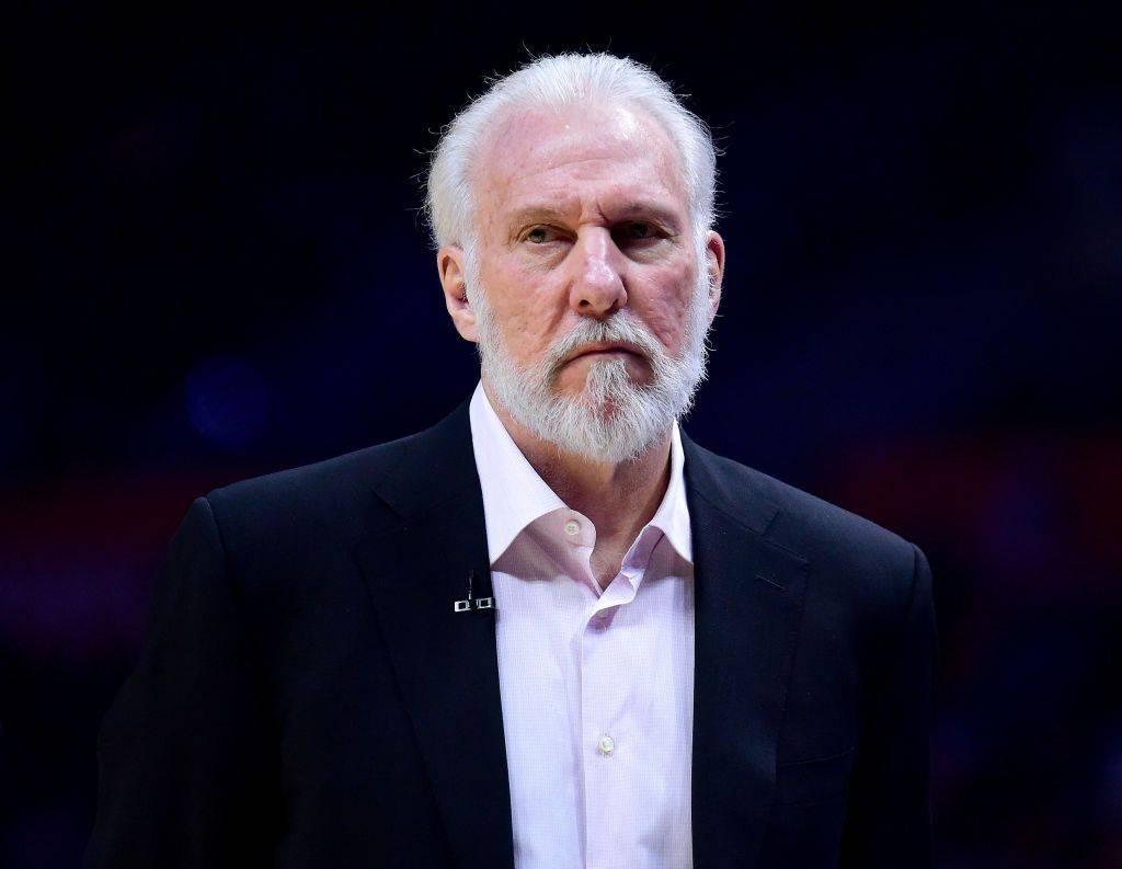 NBA高管建议马刺解雇波波维奇 传奇老帅受篮网报价