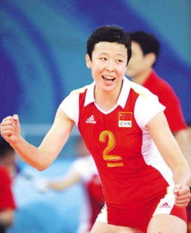 中国女排任队长最久,到场三大赛最多,