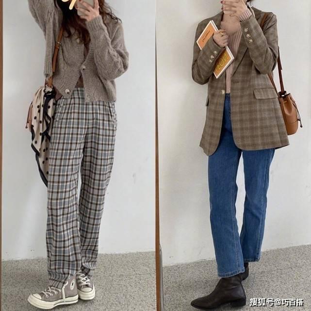 原创             秋季没有衣服穿?18种简单穿搭给你灵感,演绎九月金秋时尚