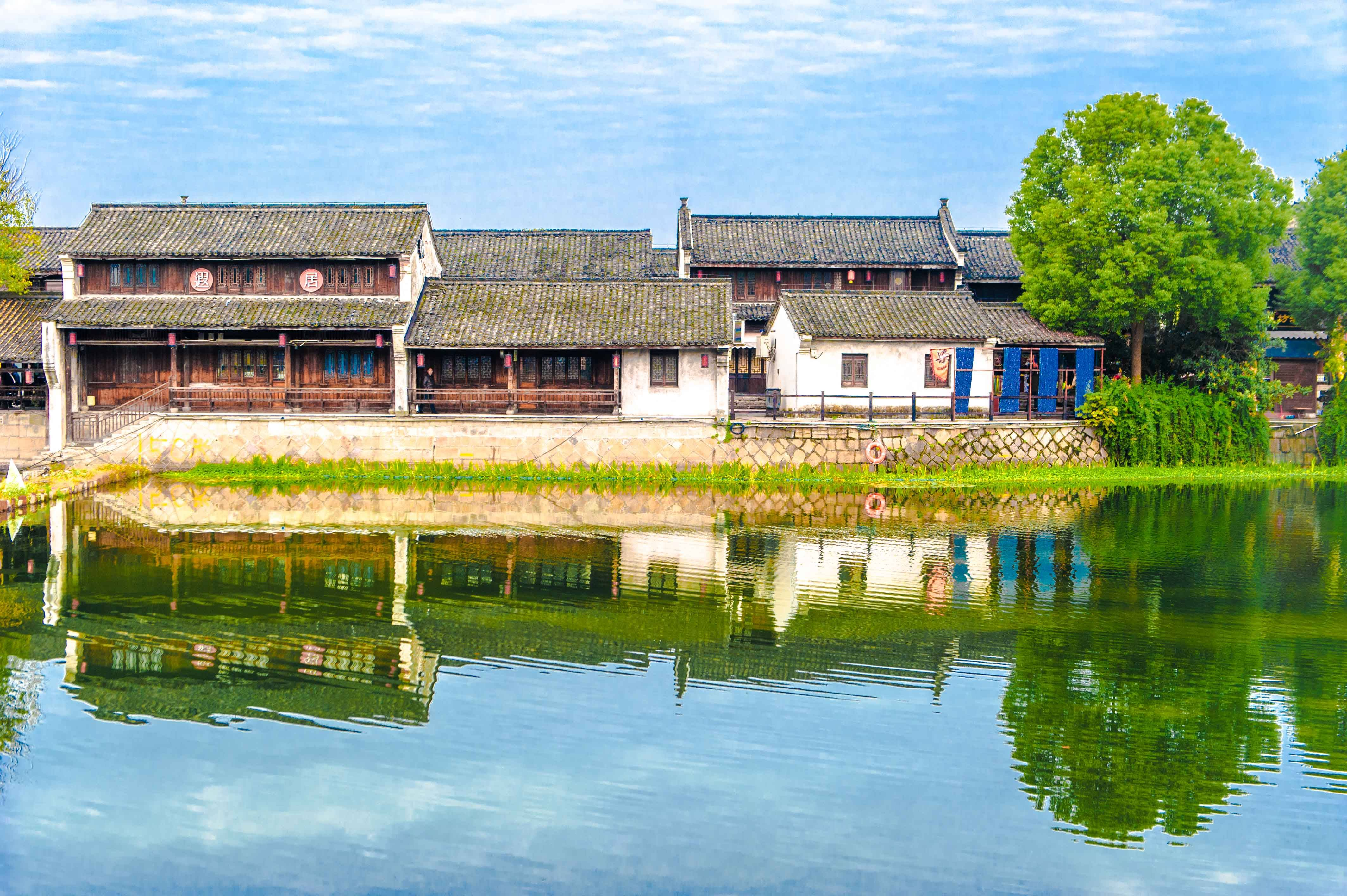 实拍江浙沪最纯真的古镇之一,这里有想象中的诗与远方,你想去吗