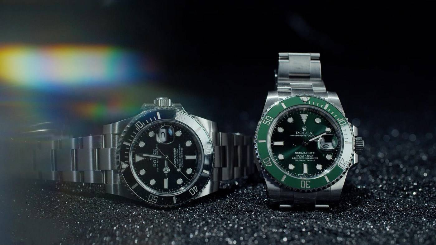 劳力士ROLEX手表都有哪些系列?