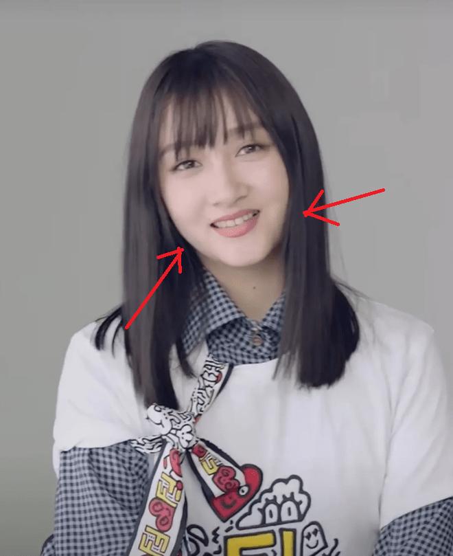 胖脸发型设计视频_关晓彤采访视频放出,她的脸胖了几圈,颜值下跌似浮肿_网友