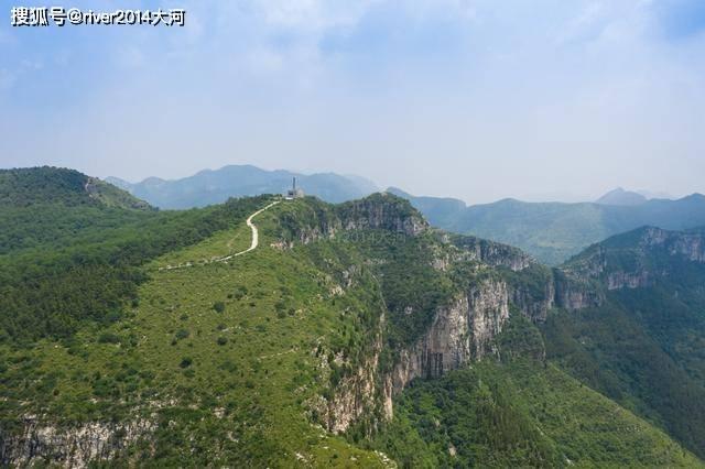 原创             山东青州这座山上藏着一条惊险的盘山公路,你敢来挑战吗?