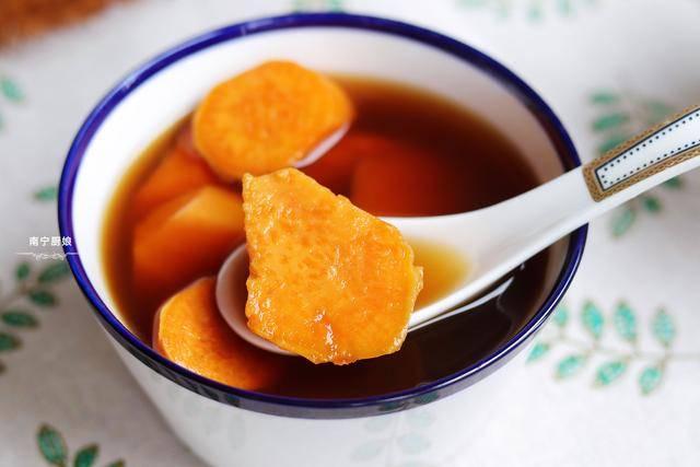 秋天我家最爱喝这碗糖水,清甜可口,每天喝一碗,润肺生津去秋燥