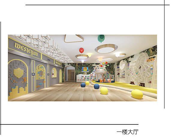 郑州幼儿园装饰设计的八个轮廓点 郑州市