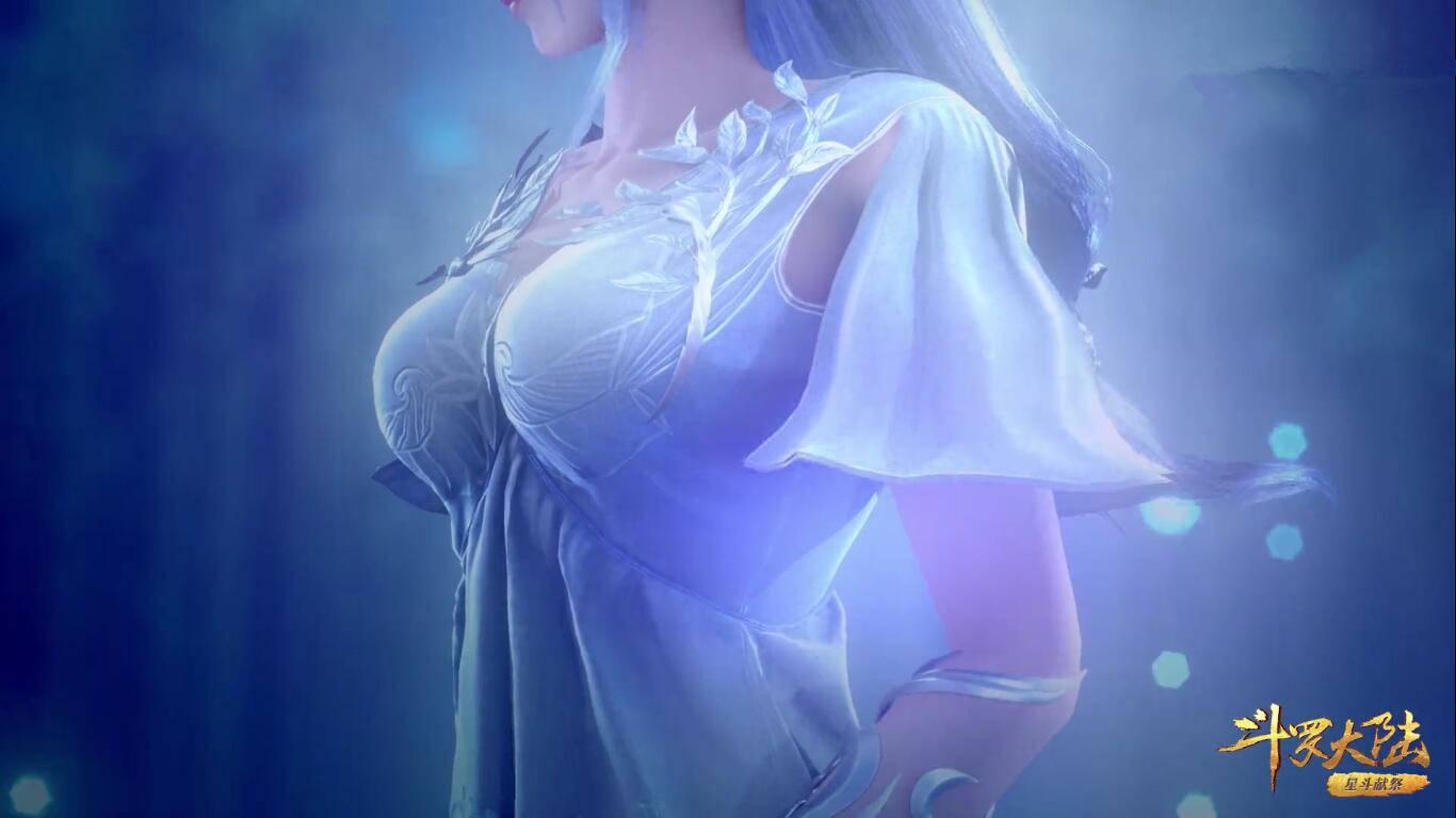 """《斗罗大陆》动画唐三母亲阿银不亏是第一美女 唐昊竟称呼阿银""""小三"""""""