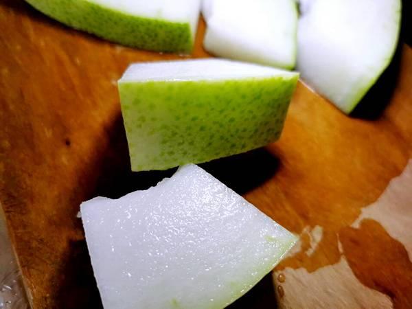 冬瓜全身都是宝,不浪费的做法,冬瓜薏米芡实汤