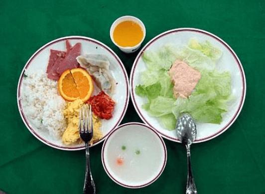 清淡饮食对人体有一定的健康影响和影响 吃凉的食物