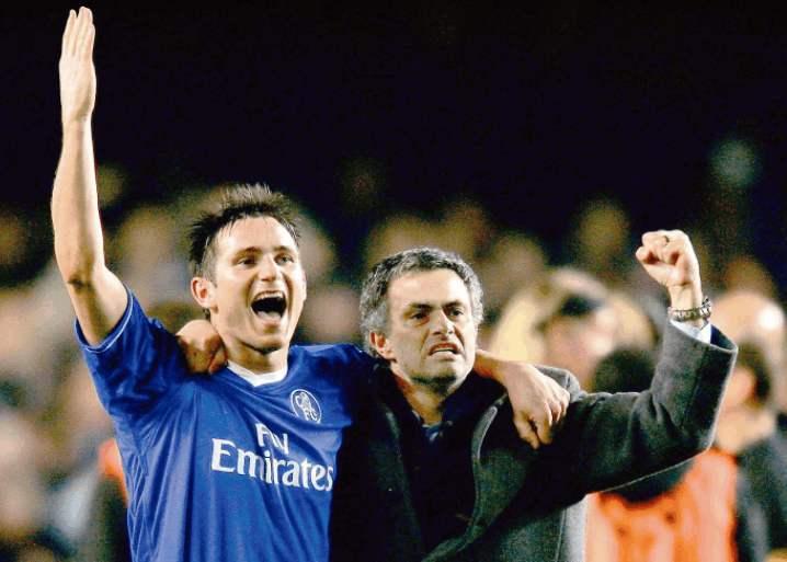 罗纳尔多表明事实,从穆帅第二次告别切尔西后,后者未执教过大牌