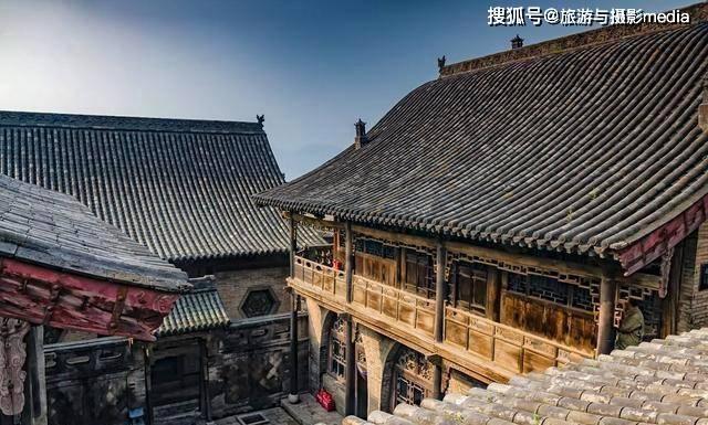 中国最大的私宅,比北京故宫还要大10万平!被称作山西紫禁城?