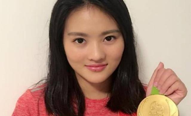 奥运五金王陈若琳退役后发福,如今已是