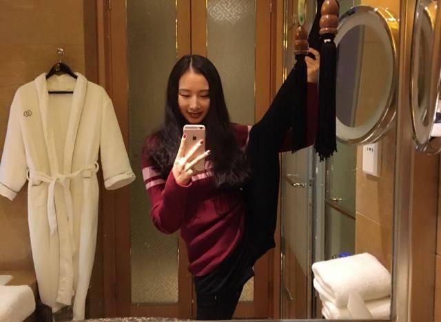 体操第一女神李红杨美到30岁就想找男朋