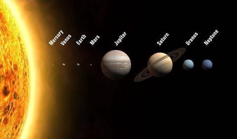 太阳系周围有一颗棕矮星,正在积聚力量形成一个微型太阳系。 太阳系有哪些天体