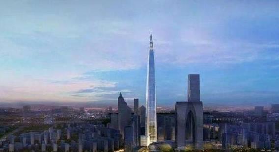 投资200亿元建设中国第一高楼。你只要听到名字就知道它在哪里,而不