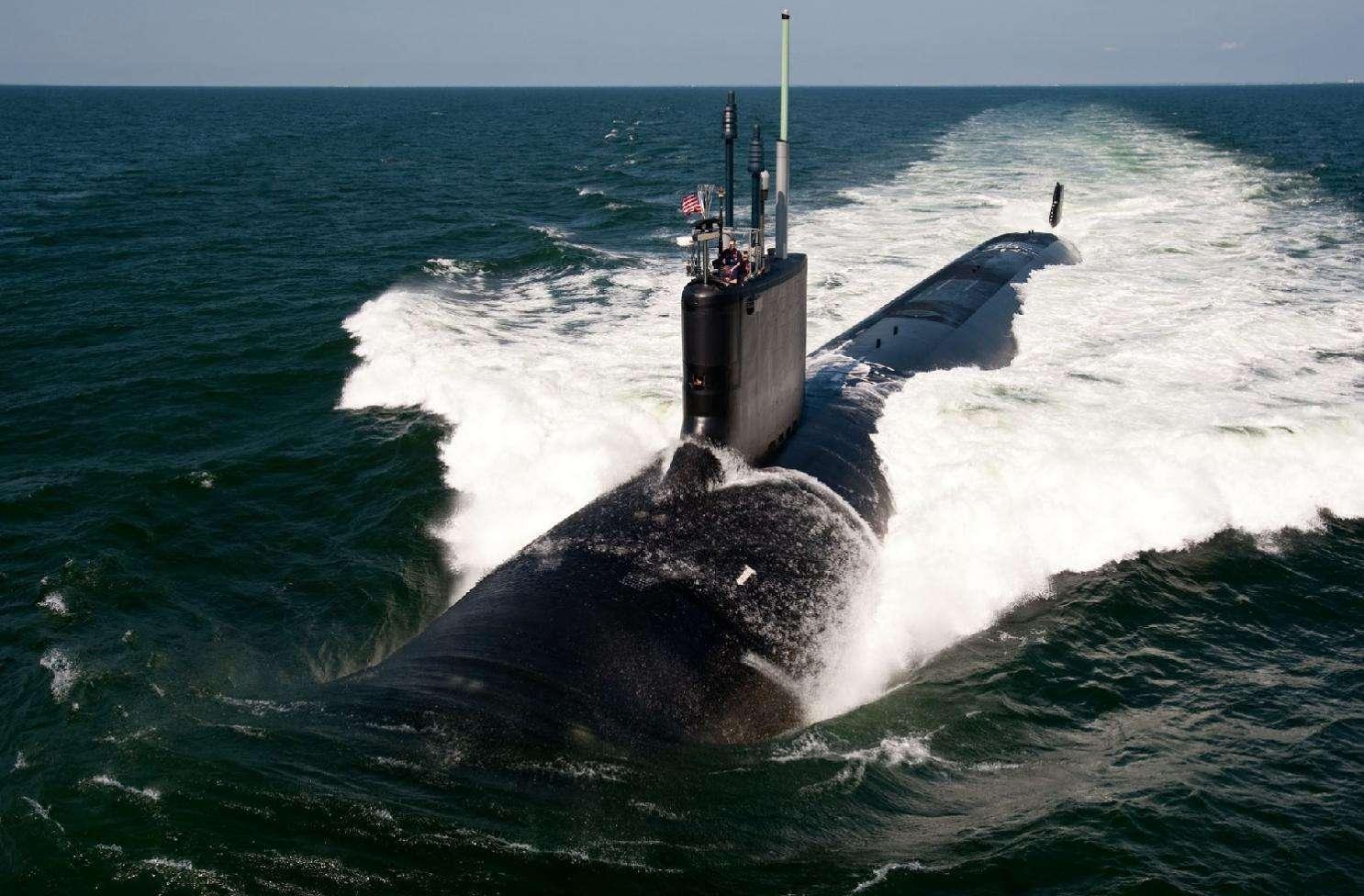 6艘重型核潜艇突然失踪 150架隐形战斗机倾巢出动:誓言打击!
