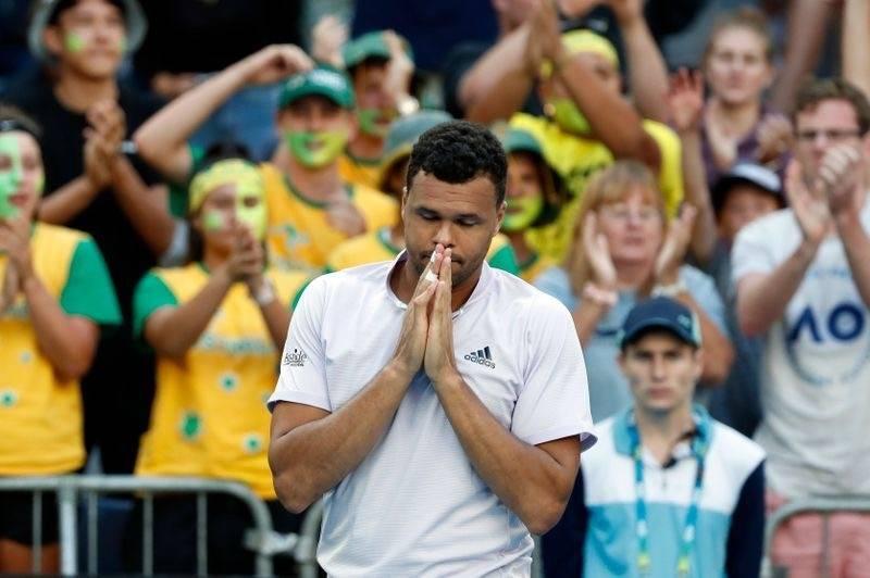 下背部伤势难以痊愈 前澳网亚军特松加宣布赛季报销