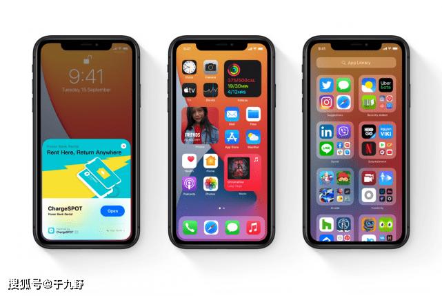 原创             苹果无预警放出iOS 14!多款App更新来不及,惹怒开发者