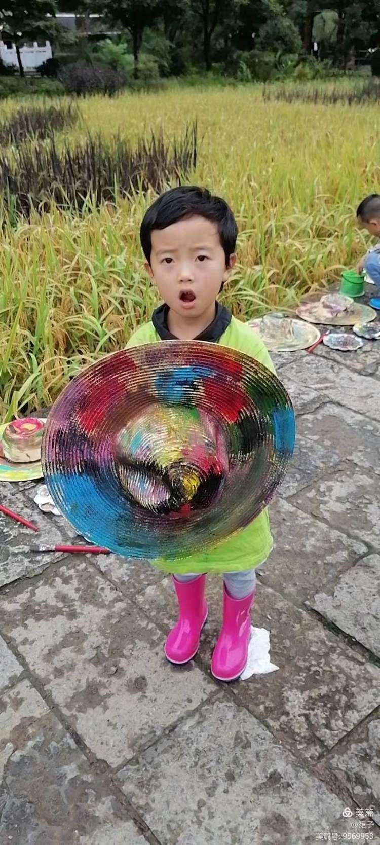 孩子的童年需要大自然的滋养种种各样