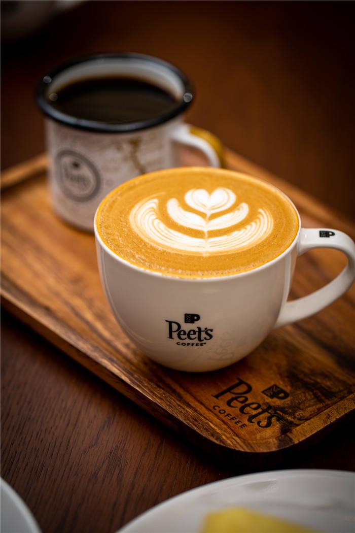 来自加州的咖啡祖师爷——Peet's Coff ee皮爷咖啡,入驻北京国贸商城