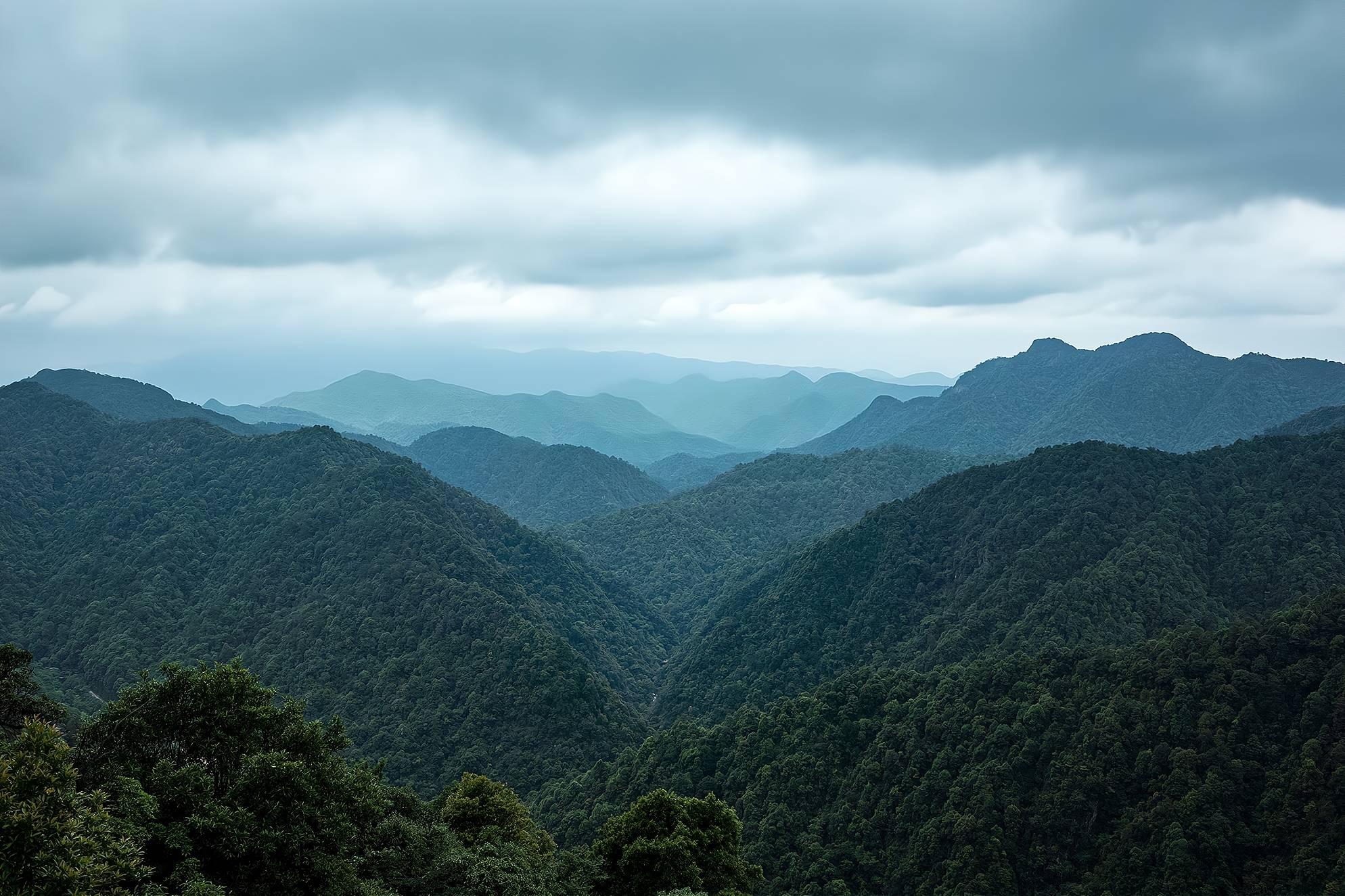 """江西安远三百山,香港居民饮用水源头就在这,被誉为""""东江之源"""""""