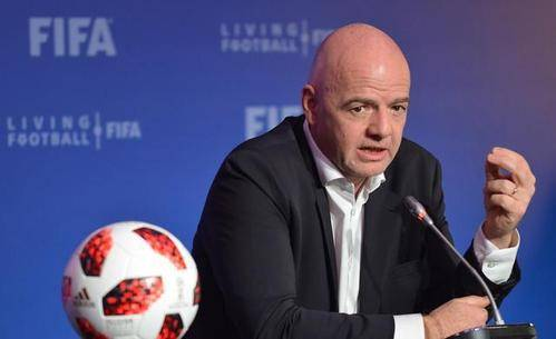 因凡蒂诺:卡塔尔世俱杯无法如期 或年初