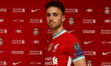 官方:利物浦签下