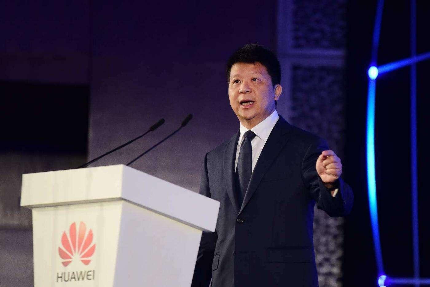 【华为轮值董事长称求生存是主线,ICT产业正面临巨大的发展机会】