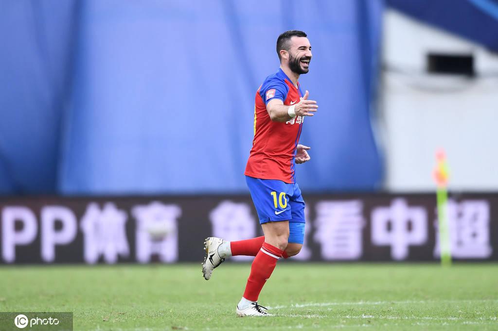 中超-亚历山德里尼双响黄海3-0送泰达13轮不胜_比赛