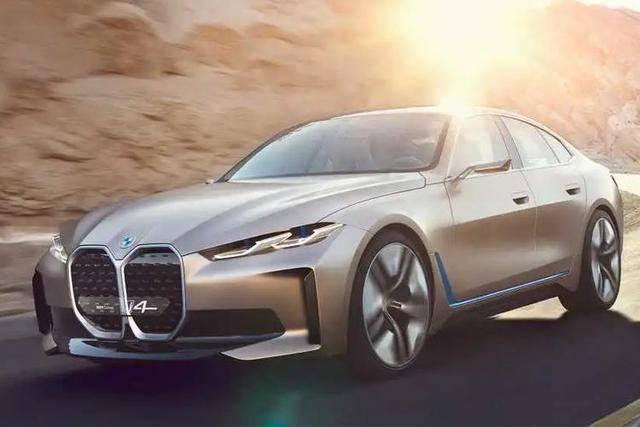 宝马将推i4M车型,续航600公里/零百加速4秒,2021年亮相