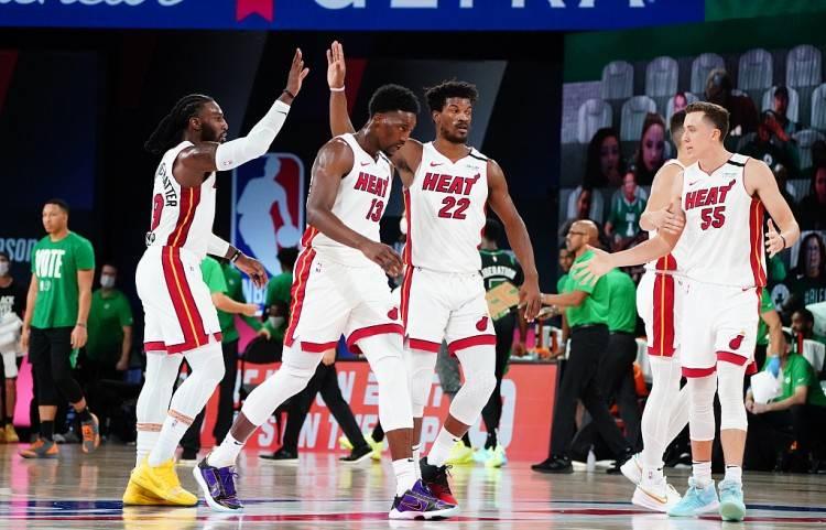 NBA季后赛东部决赛的第四场践约而至