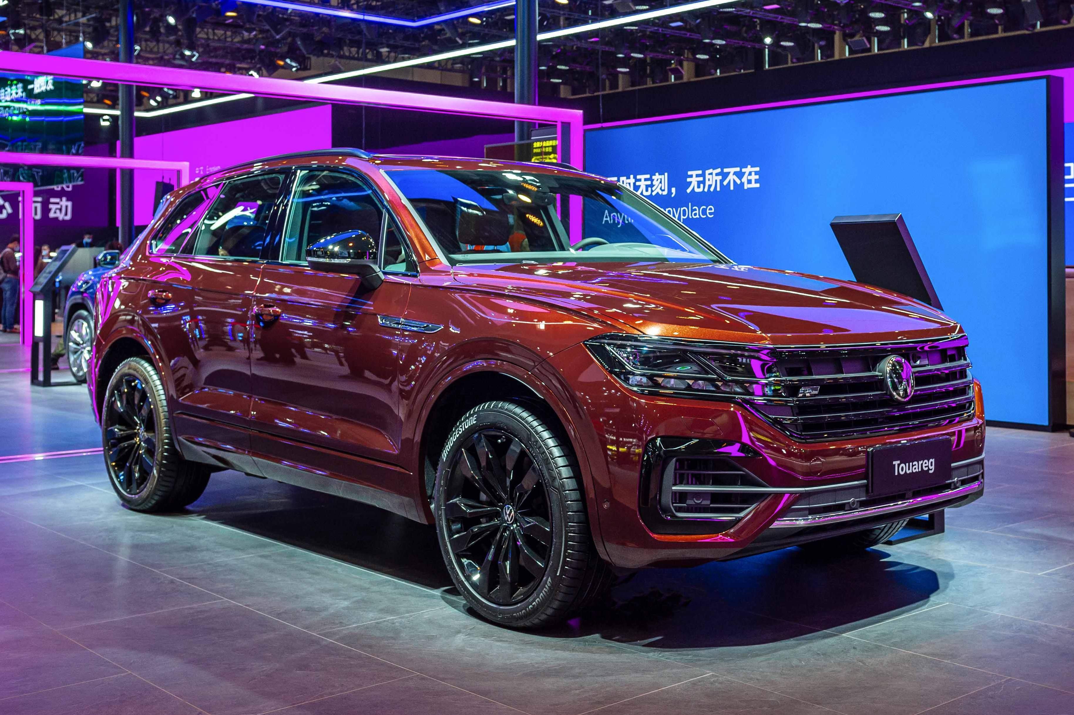 大众进口汽车携两款旗舰车型夺目亮相北京车展-新经济