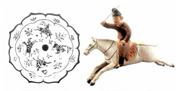 AG体育_ 他墓中的打马球壁画 讲明他是唐玄宗队友 曾以四敌十大克吐蕃!(图1)