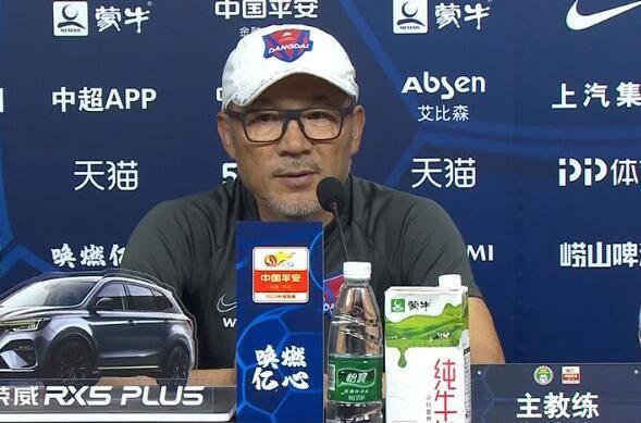 重庆1-0打败上港,获得了创造队史的六连胜