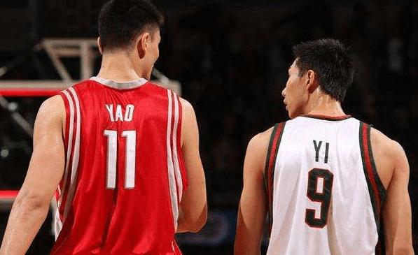 六位打过NBA的中国人,易建联最惋惜,周琦进N