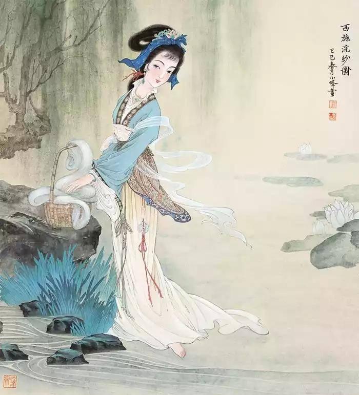 人间绝色之沉鱼落雁与花容月貌