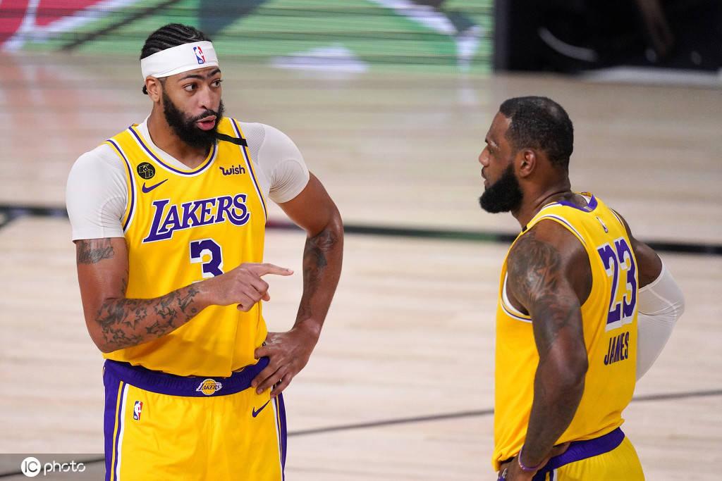 浓眉:本年是NBA最困难总冠军 要为科比赢下冠军