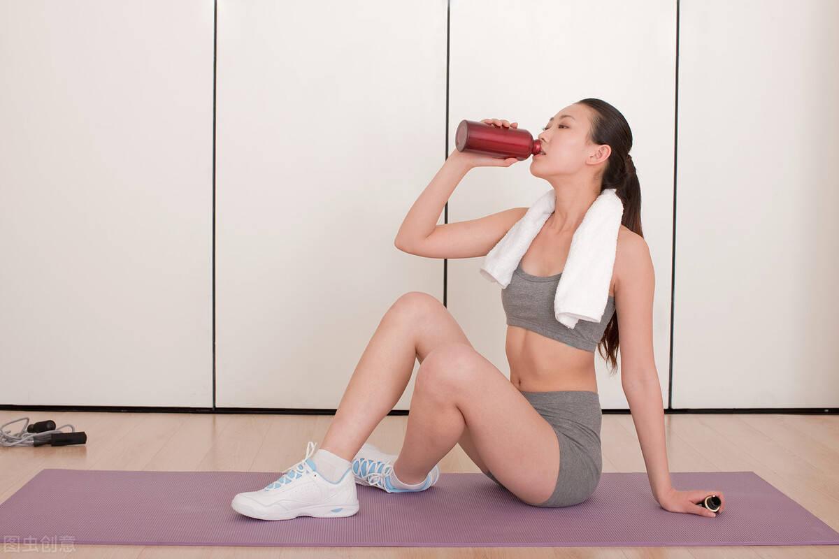 健身达人分享4条减肥常识,让你科学瘦下来,做到的人瘦下来了