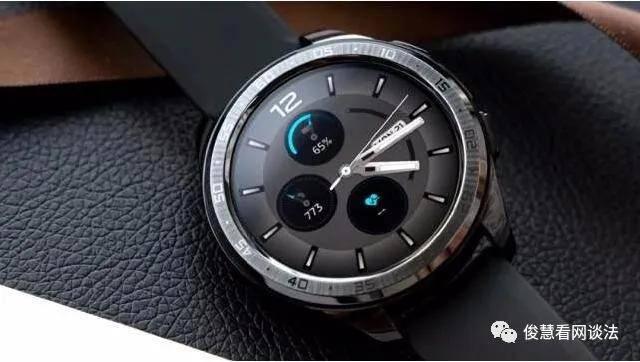 原创             智能手表赛道选手众多:华米和vivo具备实力,跟苹果手表叫板吗?