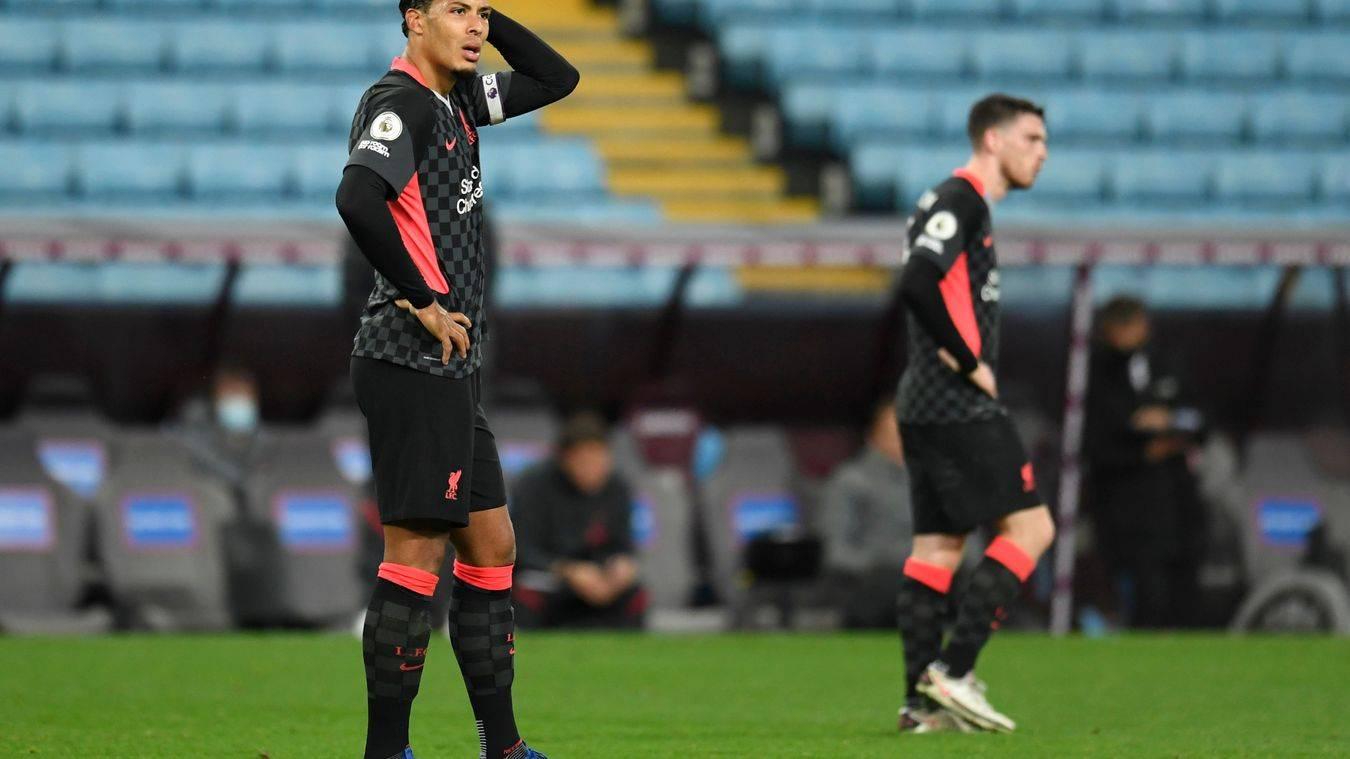 利物浦遭受58年来最惨痛失利