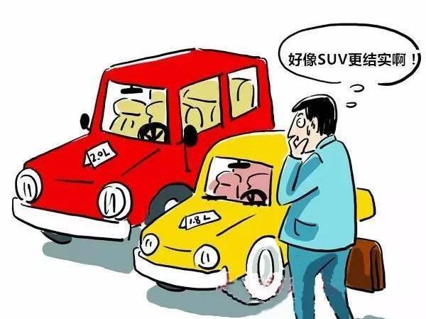 你怎么看?第一辆车是SUV还是轿车?