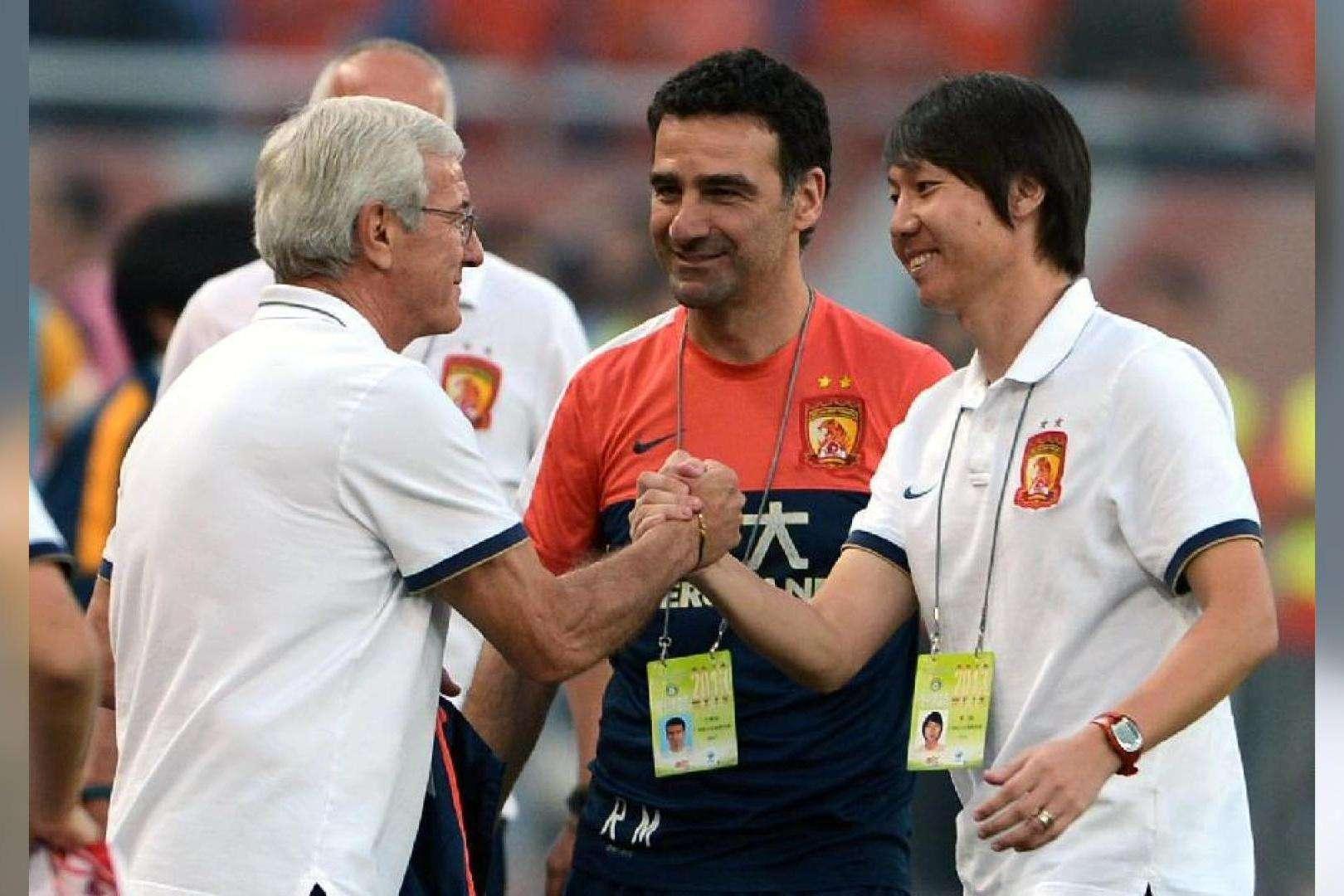 他是从恒大走出来的优秀教练,深受斯科拉里赏识,如今成豪门主帅