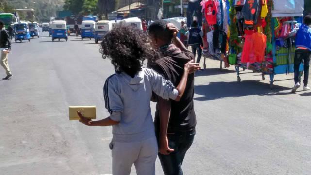 我在埃塞俄比亚开了一家超市 告诉你当地