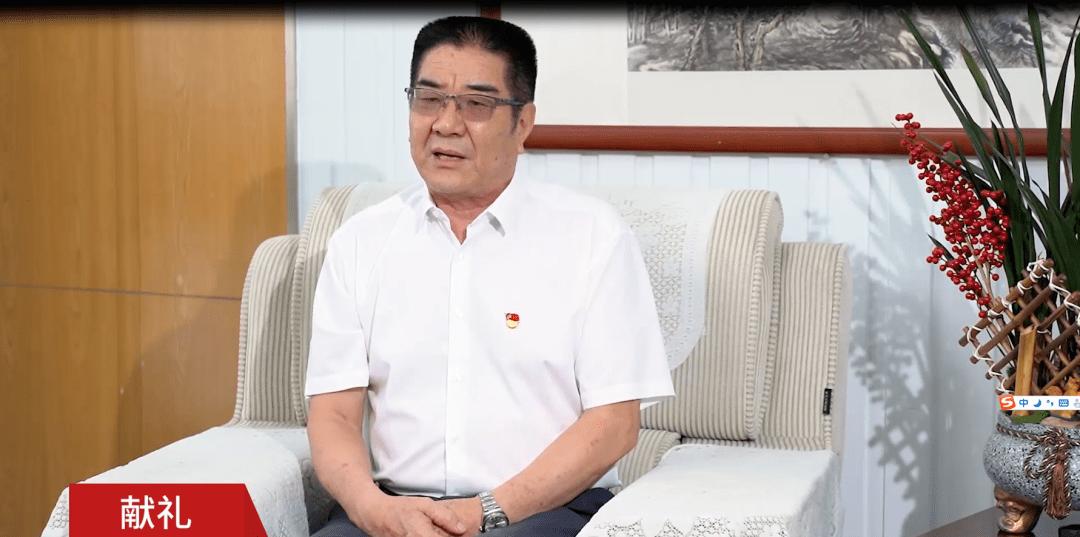 访山东华强集团董事长王顺银:传统建材市