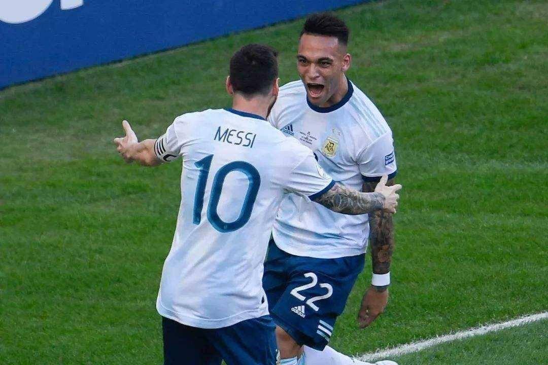 经纪人:劳塔罗梦想和梅西踢球 未与国米