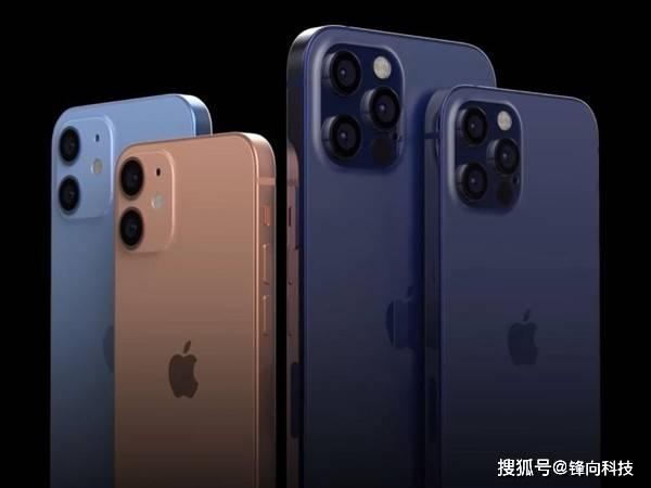 ope官方网站:当地金色回归 藏青色和石墨色加入 iPhone 12系列配色确认