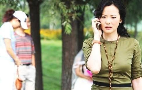 她出道23年零绯闻,是陈道明朱颜良知,嫁王菲初恋恩爱至今(图6)