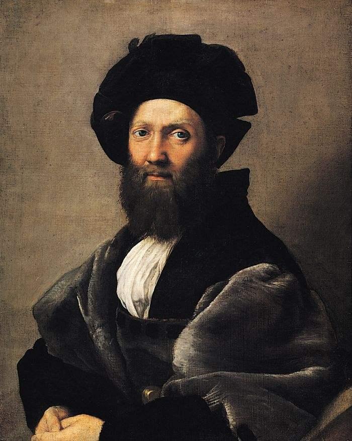 佛罗伦萨画家互相看不起 但拉斐尔以一种奇怪的方式赢得了良好的声望