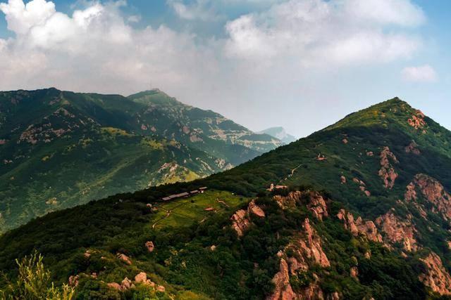 """北京又走过一个景点 叫""""房山小泰山"""""""