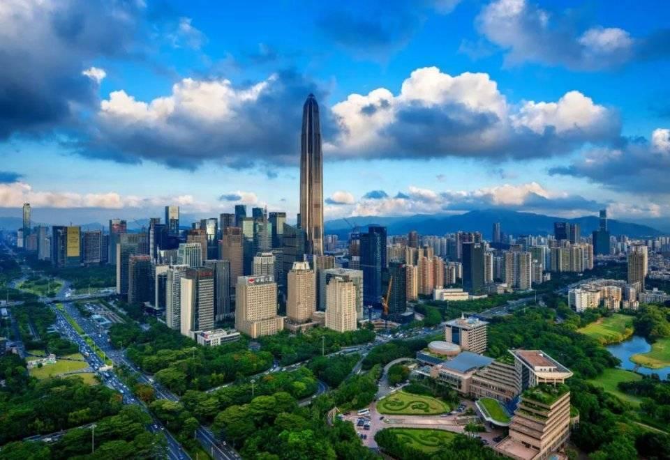 深圳楼市持续上涨神话将打破?10年房价曾涨10倍,均价早已达到7万多